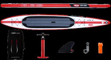 NEU: LITE 15' - Das leichte Board zum Rudern und Stand-up-Paddeln