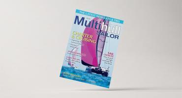 XCAT im Multihull Sailor Magazin Fall 2017